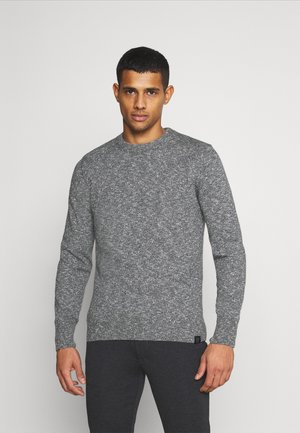 Trui - dark grey melange