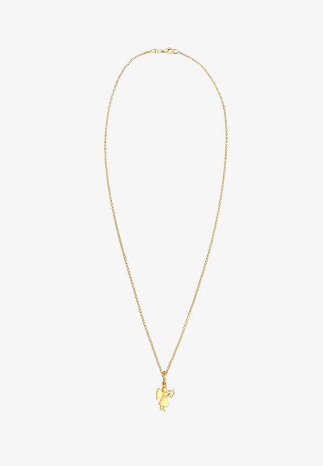 ENGEL HERZ FILIGRAN - Necklace - gold