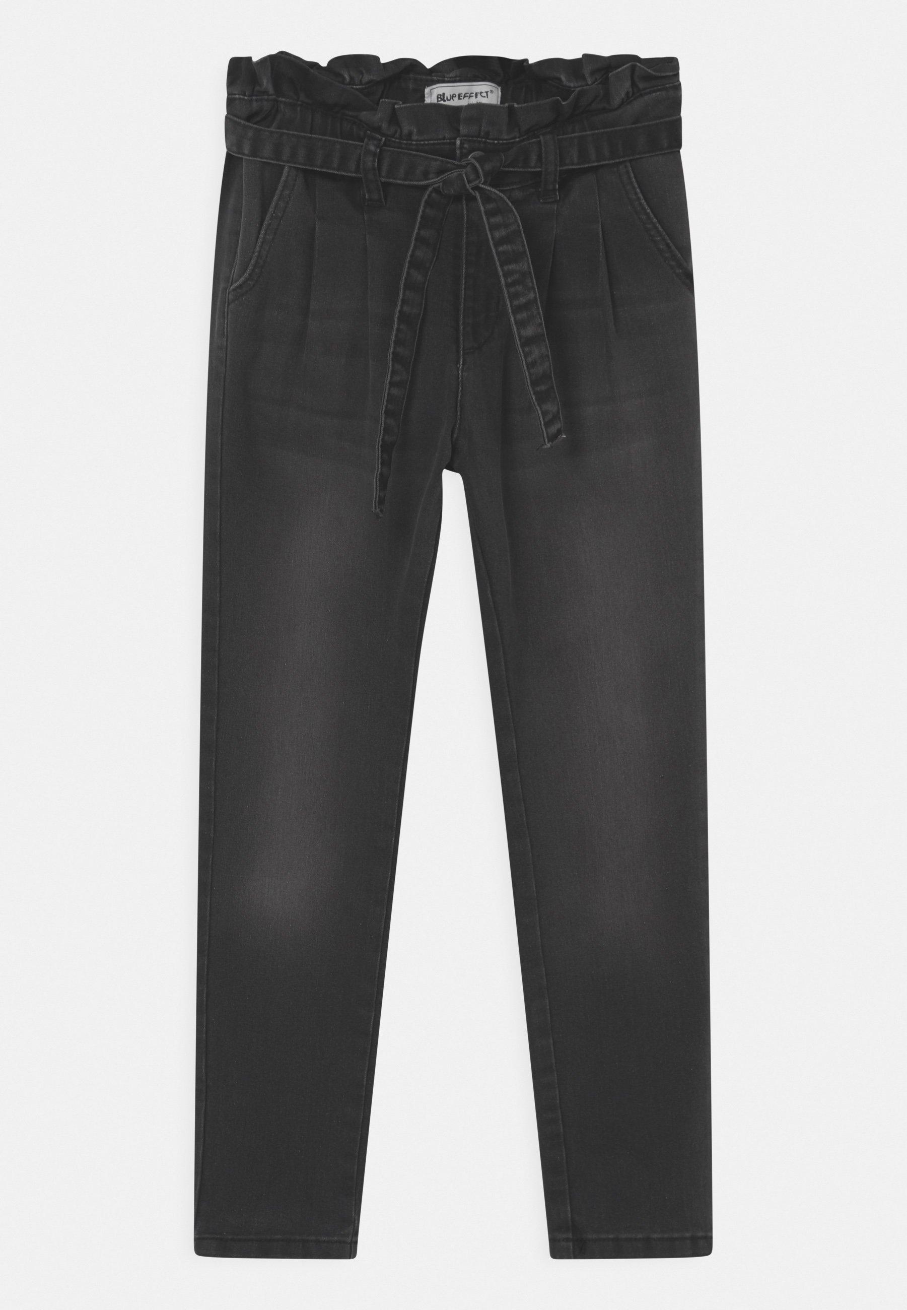 Kinder GIRLS HIGH-WAIST PAPERBAG  - Jeans Slim Fit