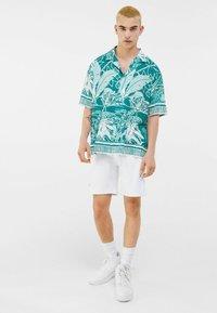 Bershka - Shirt - turquoise - 1