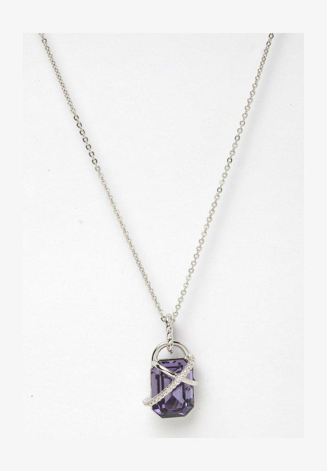 Collier - purple