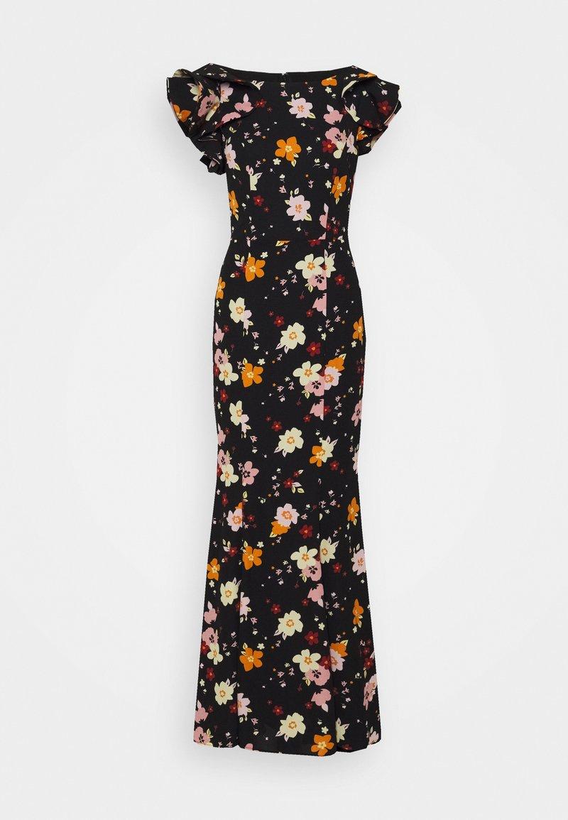 Jarlo - HEAVEN - Maxi šaty - print