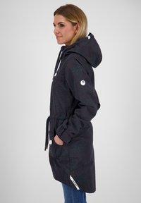 alife & kickin - CHARLOTTEAK - Short coat - marine - 3