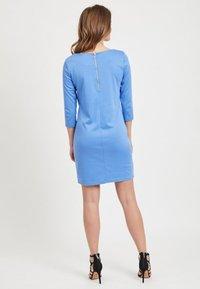 Vila - VITINNY - Day dress - blue - 2