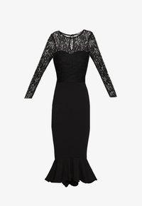 Missguided - Koktejlové šaty/ šaty na párty - black - 4