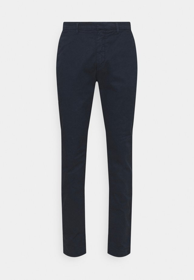 BRUCE - Pantaloni - navy