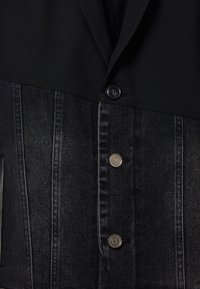 Desigual - Džínová bunda - black - 4