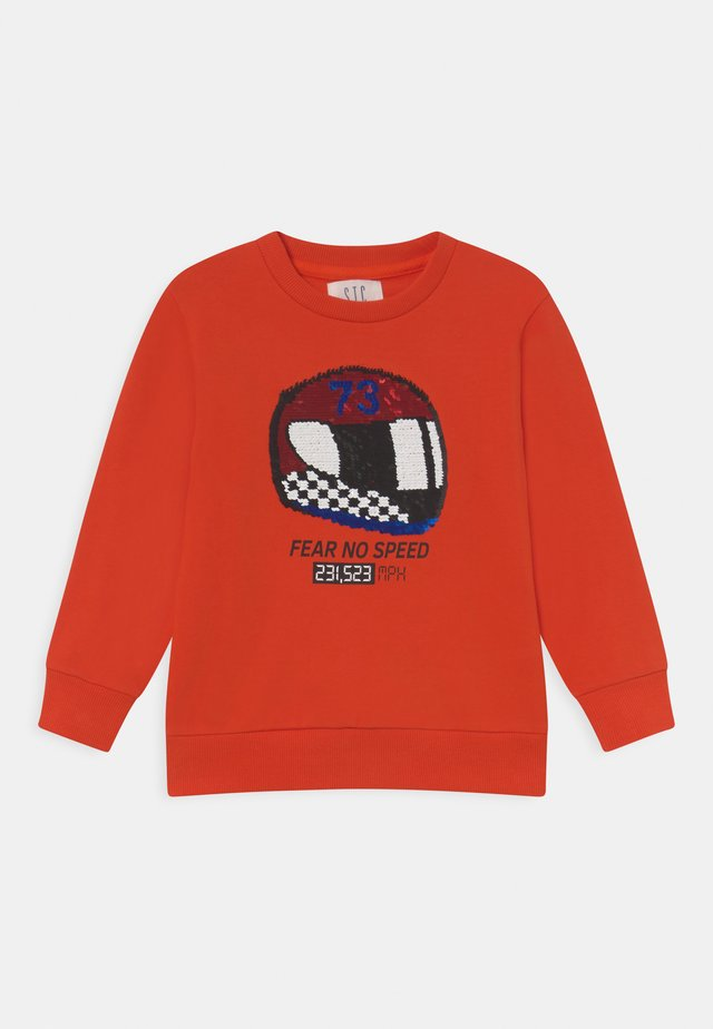 Sweater - fire