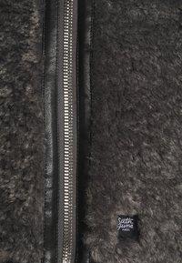 Sixth June - FLUFY AVIATOR JACKET - Winter jacket - grey - 3