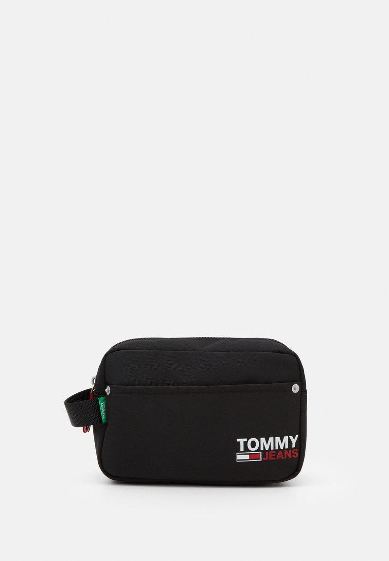Tommy Jeans - WASHBAG - Wash bag - black