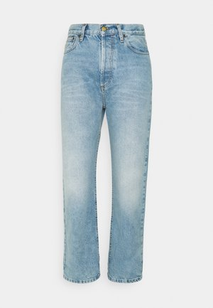 DANA - Relaxed fit jeans - bio double stone