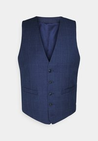 Isaac Dewhirst - THE FASHION SUIT 3 PIECE WINDOW CHECK SET - Completo - blue - 3