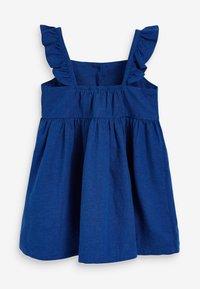 Next - Day dress - blue-grey - 1