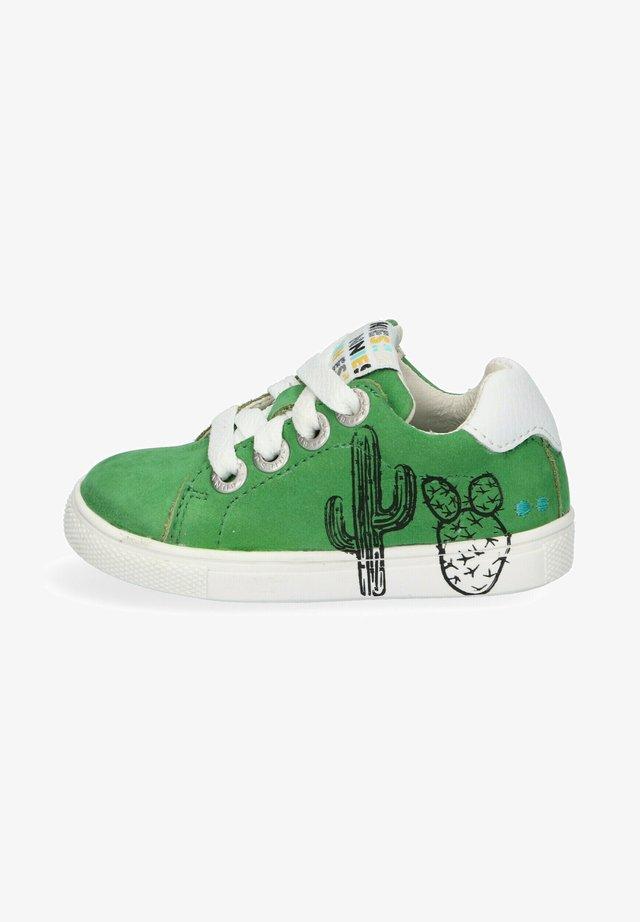 LUCIEN LOUW  - Sneakers laag - green