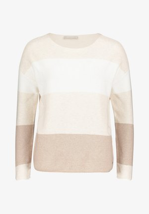 Jumper - nature/cream
