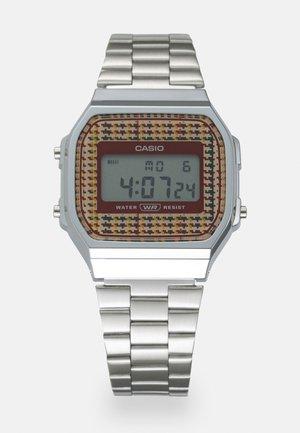 PUNTO UNISEX - Digital watch - silver-coloured