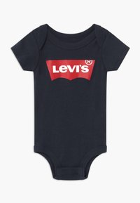 Levi's® - BATWING 2 PACK UNISEX - Body - grey heather/dress blues - 1