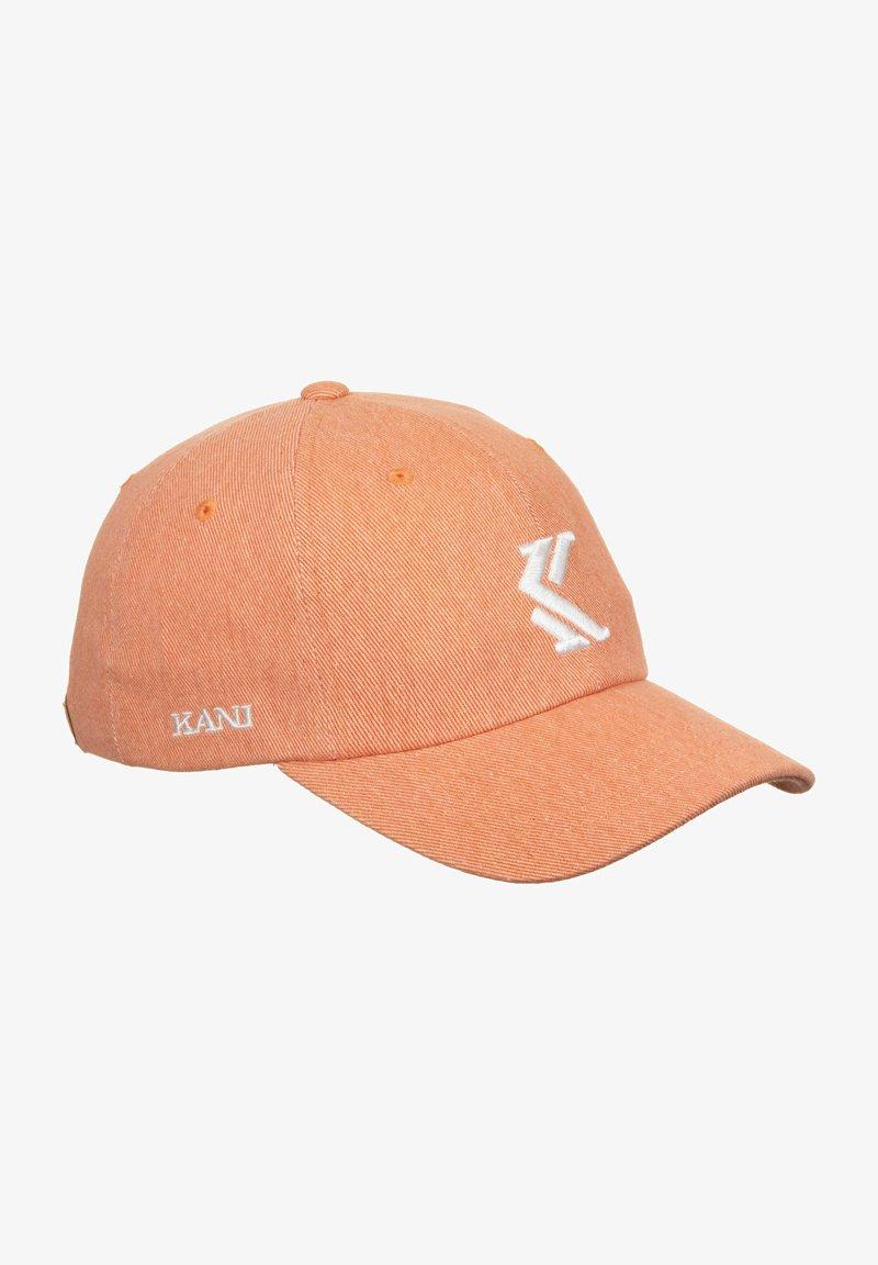 Karl Kani - Cappellino - pink/white