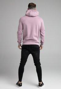 SIKSILK - BASIC OVERHEAD HOODIE UNISEX - Sweatshirt - purple - 2