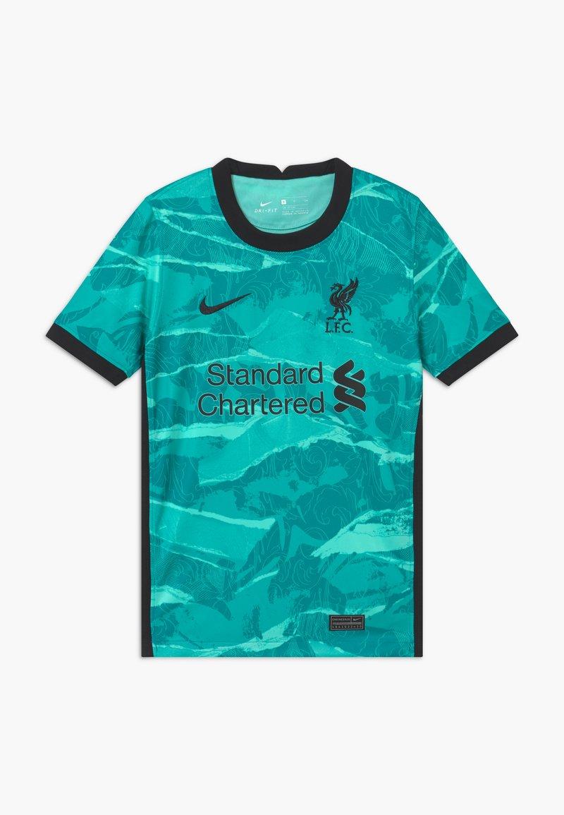 Nike Performance - LIVERPOOL FC - Club wear - hyper turquoise/black