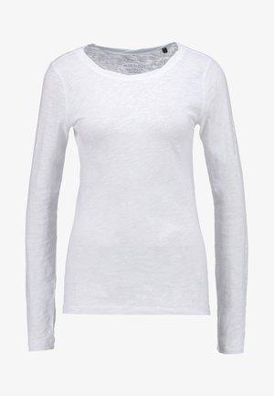 LONGSLEEVE - Långärmad tröja - white