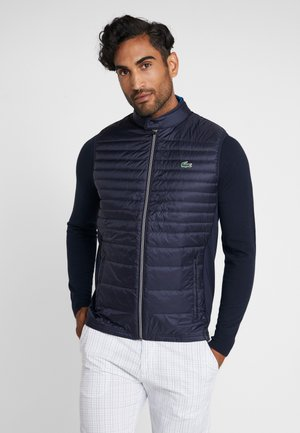 GOLF VEST - Väst - navy blue