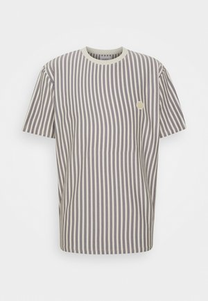 JABI MILK TEE - T-shirt med print - sand