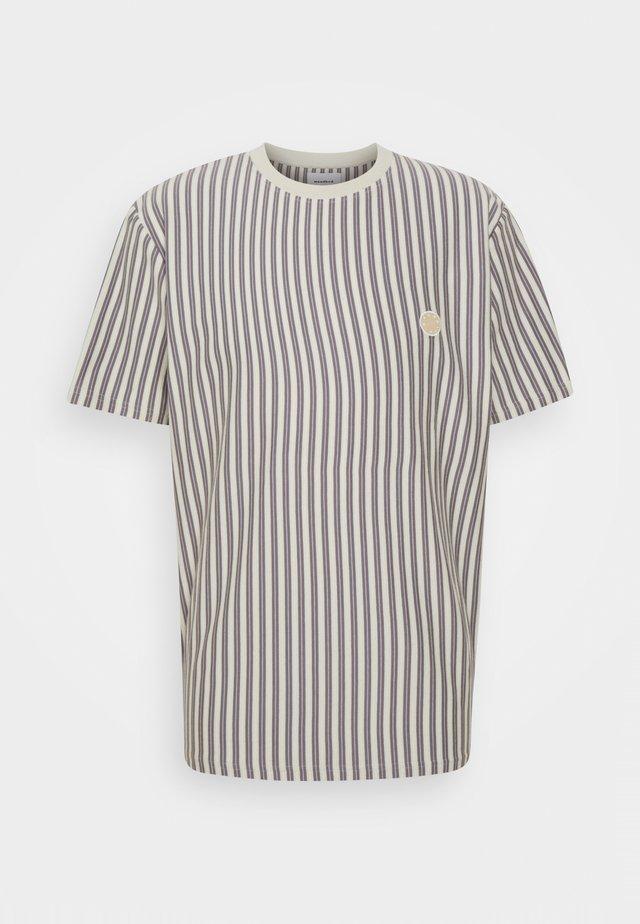 JABI MILK TEE - T-shirt con stampa - sand