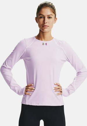 RUSH CREW - Long sleeved top - crystal lilac