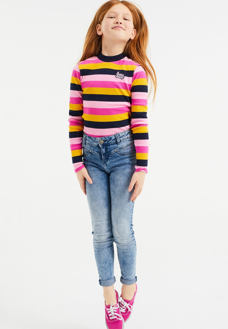 WE Fashion - Long sleeved top - multi-coloured