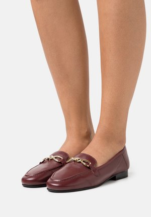 LEXINGTON LOAFER - Slip-ons - burgundy