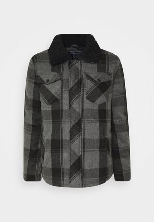 WOODALL  - Summer jacket - mid grey