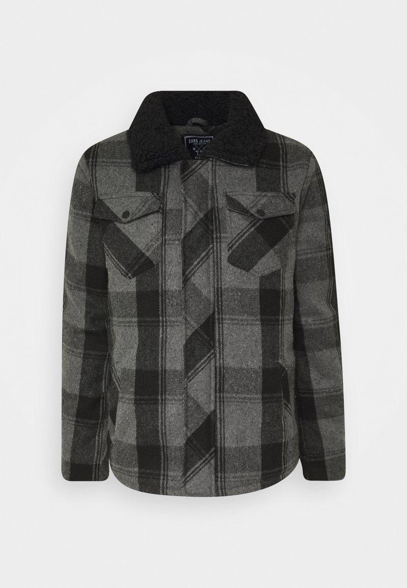 Cars Jeans - WOODALL  - Tunn jacka - mid grey