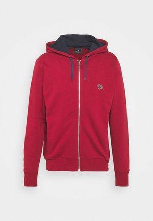REG FIT ZIP HOODY UNISEX - Zip-up sweatshirt - royal blue