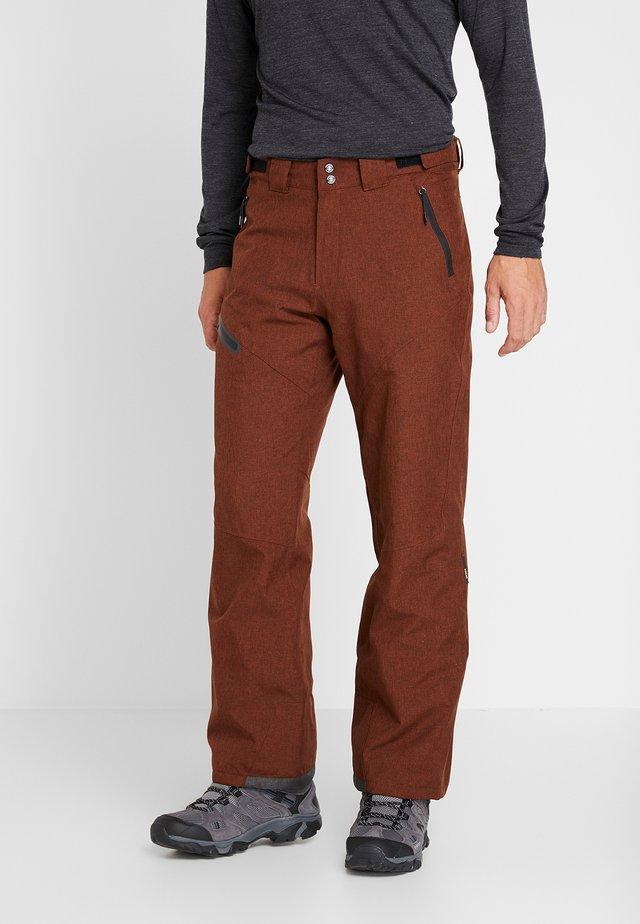 Snow pants - fudge