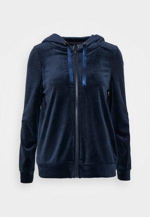 VMATHENA HOODIE - Zip-up hoodie - navy blazer