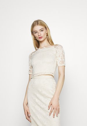 VISTASIA CROPPED - Bluser - birch