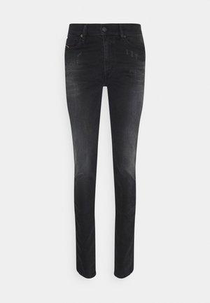 D-ISTORT-X - Jeans Skinny Fit - black denim