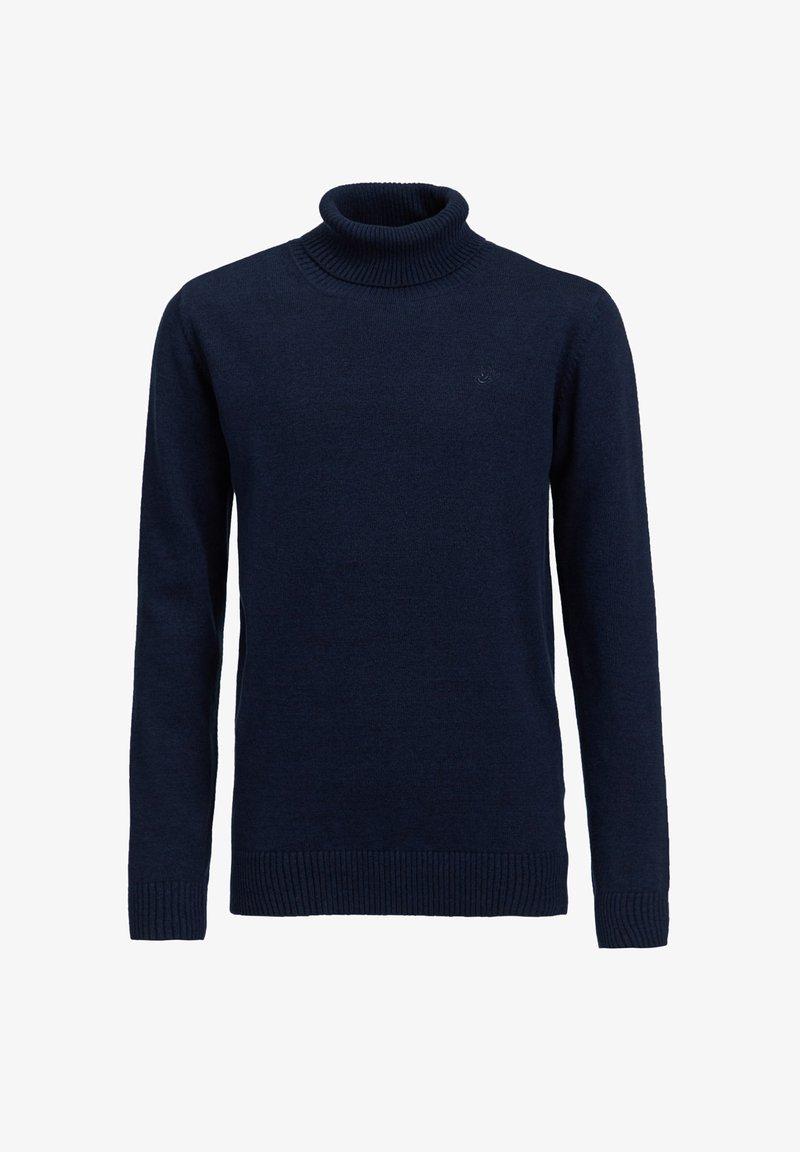 WE Fashion - Neule - dark blue