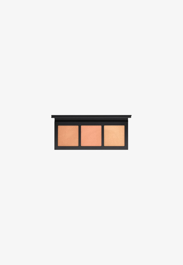 HYPER REAL GLOW PALETTE - Highlighter - shimmy peach