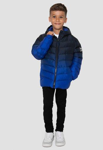 Jacke Puffer - Gewatteerde jas - blue