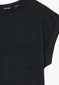 Calvin Klein Underwear - SLOUCHY TOP - Undershirt - black - 4