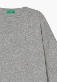 Benetton - BASIC GIRL - Svetr - grey - 2