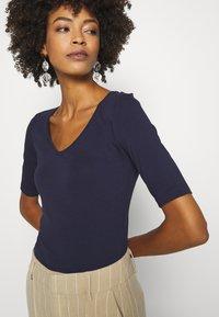 Anna Field - Camiseta básica - evening blue - 4