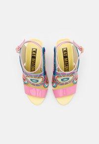 Kat Maconie - Sandals - flamingo/multicolor - 4