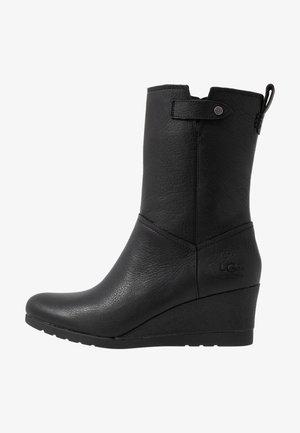 POTRERO - Kilestøvler - black