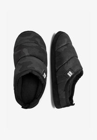Next - BLACK CAMO MULE SLIPPERS (OLDER) - Mules - black - 1