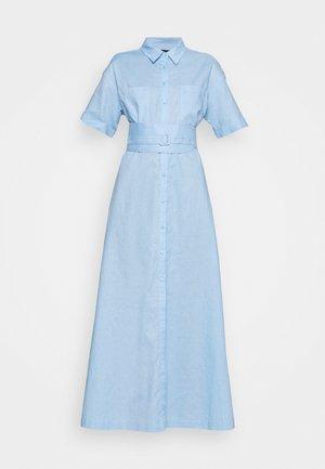THE LIGHT DRESS - Robe longue - blue