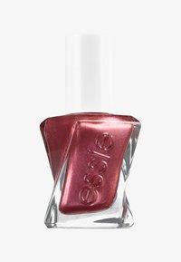 Essie - NAIL POLISH GEL COUTURE SUNRUSH METALS - Nail polish - 520 sequ-in the know - 0