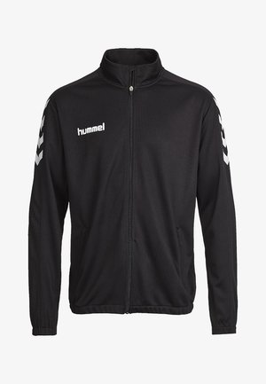 CORE - Trainingsjacke - black